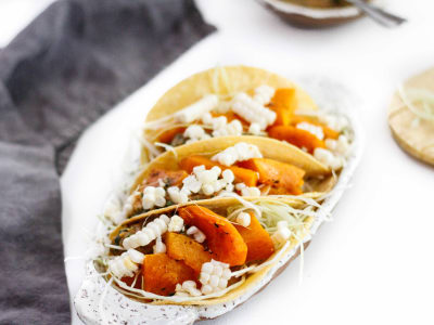 Image for Butternut Squash Tacos