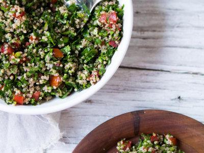 Image for Quinoa Tabouli