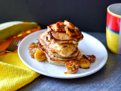Image for Plantain Pancakes