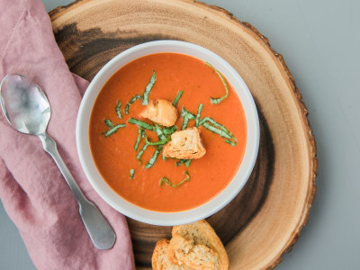 Image for Quick Creamy Tomato Soup