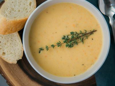 Image for Cauliflower Bisque