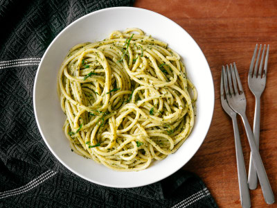 Image for Pesto Spaghetti