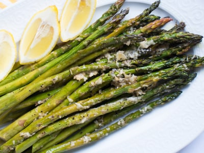 Image for Parmesan Roasted Asparagus