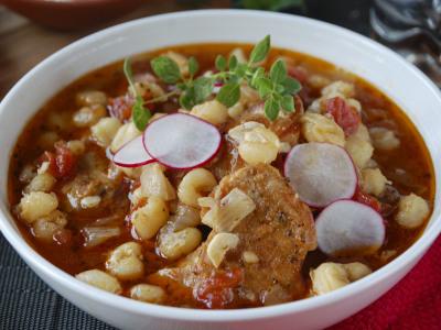 Image for Pork Pozole