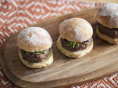 Image for Korean Bulgogi Sliders
