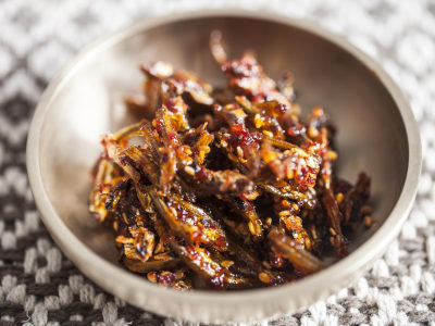Image for Korean Anchovies Banchan Side Dish