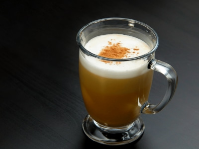 Image for Skinny Pumpkin Spice Latte with Coconut Whipped Cream