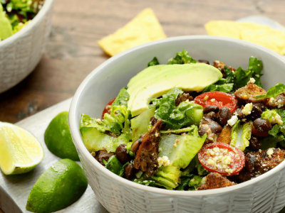 Image for Southwestern Panzanella Salad