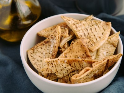 Image for Homemade Pita Chips