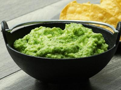 Image for Taqueria Style Guacamole