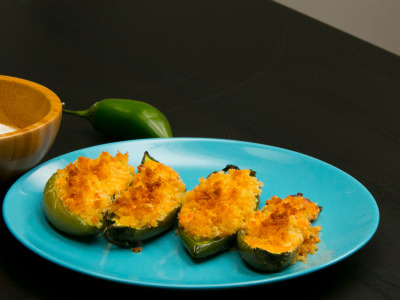 Image for Baked Jalapeno Poppers