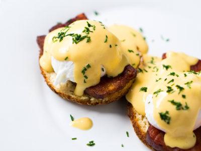 Image for Classic Eggs Benedict