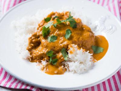 Image for Pressure Cooker Chicken Tikka Masala