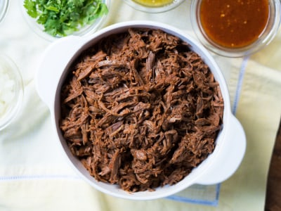 Image for Pressure Cooker Beef Barbacoa