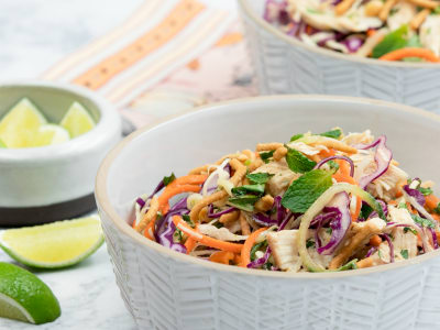 Image for Spiralized Chinese Chicken Salad