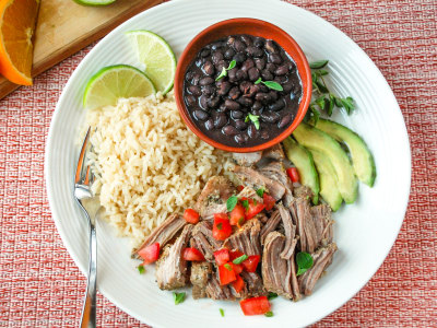 Image for Slow Cooker Cuban Pork