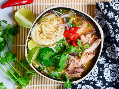 Image for Slow Cooker Chicken Pho
