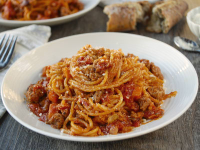 Image for Slow Cooker Spaghetti Bolognese