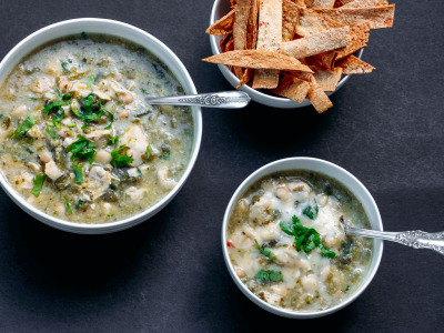 Image for Slow Cooker White Chili