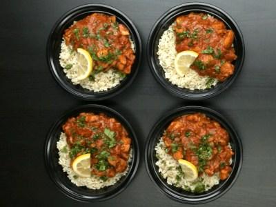 Image for Meal Prep: Pressure Cooker Chicken Tikka Masala