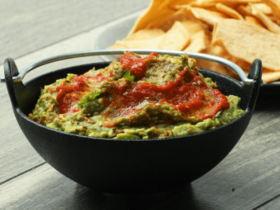 Image for Middle-Eastern Guacamole