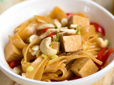 Image for Pressure Cooker Sriracha Sticky Noodles