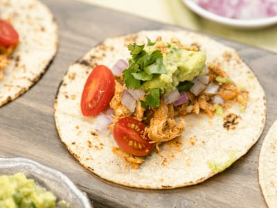 Image for Rotisserie Chicken Tacos