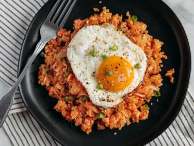 Image for Kimchi Fried Rice