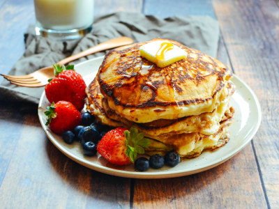 Image for Buttermilk Pancakes