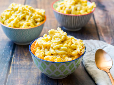 Image for Mac and Gruyere Cheese