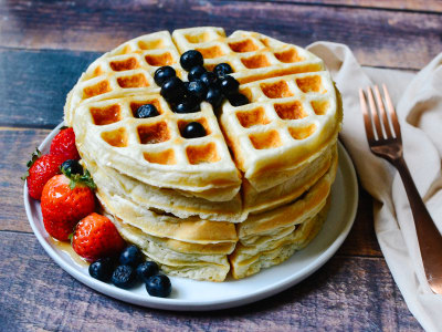 Image for Buttermilk Waffles