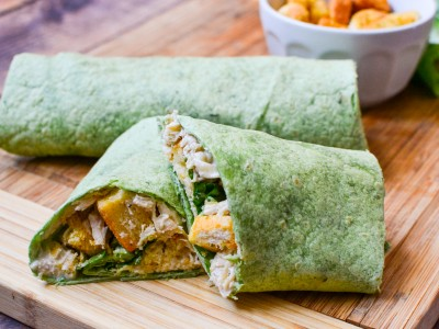 Image for Chicken Caesar Wraps