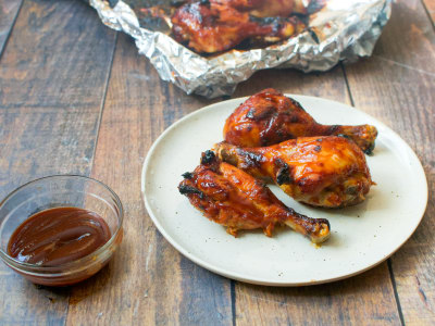 Image for Barbeque Baked Chicken