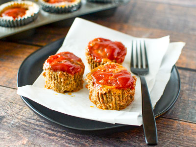 Image for Mini Meatloaves