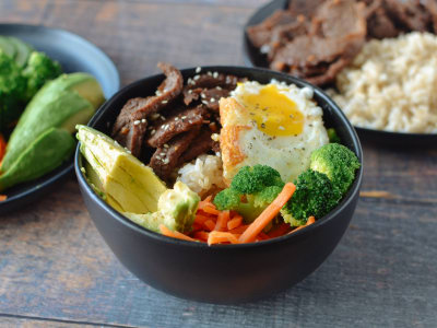 Image for Beef Bulgogi Bowl