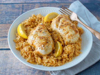 Image for Spanish Chicken and Rice