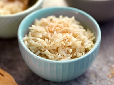 Image for Toasted Coconut Rice