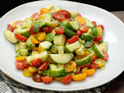 Image for Cucumber-Avocado Salad