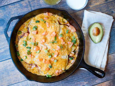 Image for Mexican Skillet Lasagna