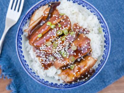 Image for Pressure Cooker Teriyaki Chicken