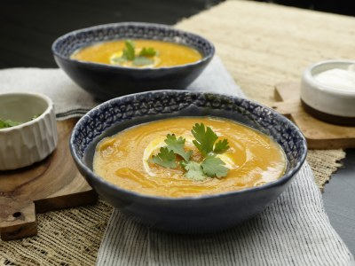 Image for Pressure Cooker Butternut Squash Soup