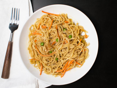 Image for Pressure Cooker Vegetable Lo Mein
