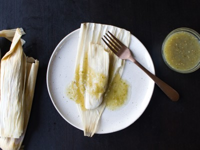 Image for Pressure Cooker Chicken Tamales