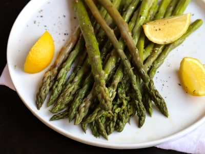 Image for Pressure Cooker Asparagus