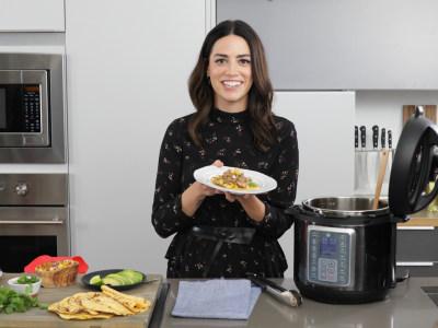 Image for Pressure Cooker Pork Carnitas Tacos