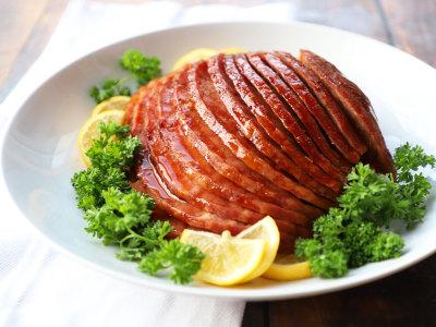 Image for Pressure Cooker Easter Honey-Lemon Ham