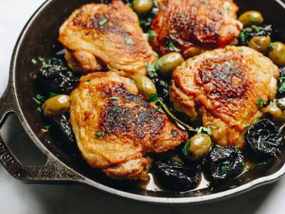 Image for Chicken Marbella