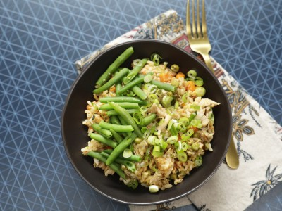 Image for Meal Prep: Chicken Fried Rice