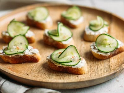 Image for Cucumber Canapes