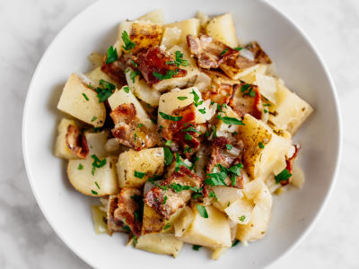 Image for Grandma's Pressure Cooker Hot German Potato Salad